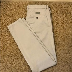 Men's Jeckerson Khaki Pants. Made in Italy